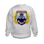 USS DIXON Kids Sweatshirt