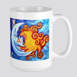 Eclipse Large Mug