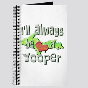 Always a Yooper Journal
