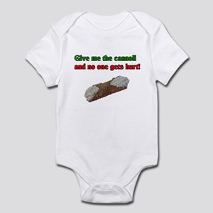Give me the cannoli and no one gets hurt! Infant B