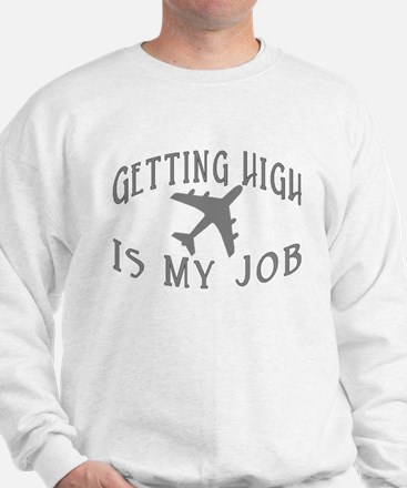 Airline Pilot Sweatshirt