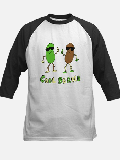 Cool Beans Kids Baseball Jersey