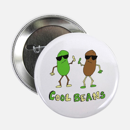 "Cool Beans 2.25"" Button"