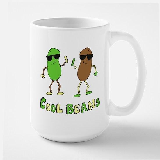 Cool Beans Large Mug