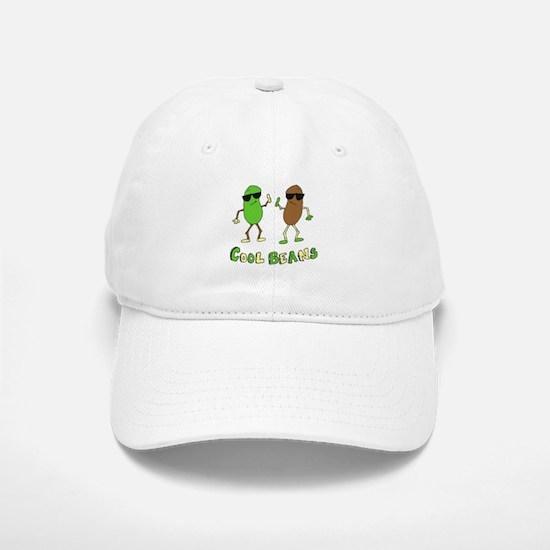 Cool Beans Baseball Baseball Cap
