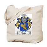 Salvo Family Crest Tote Bag