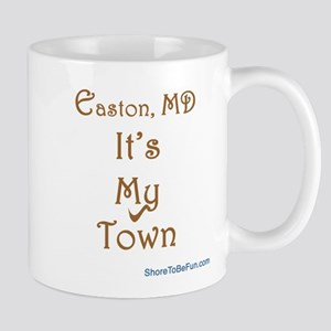 Easton It's My Town Mug