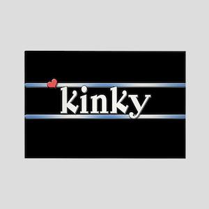 Kinky Rectangle Magnet