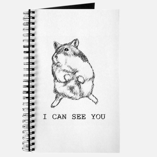 Suspicious Dwarf Hamster Journal