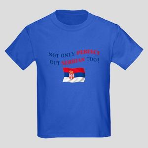 Perfect Serbian 2 Kids Dark T-Shirt