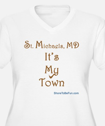 St Michaels It's My Town T-Shirt