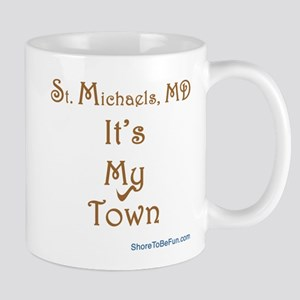 St Michaels It's My Town Mug