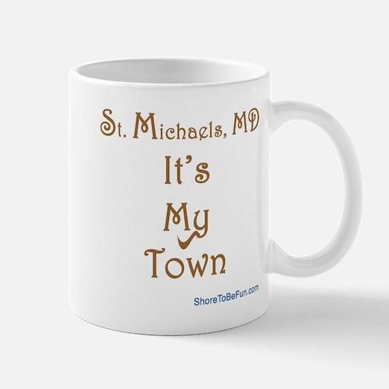 St Michaels It's My Town Mug