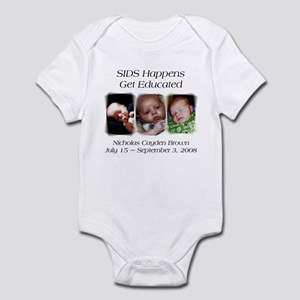Nicholas Infant Bodysuit