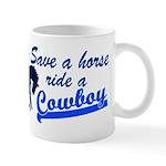 Cowboy Mug