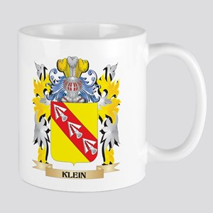 Klein Coat of Arms - Family Crest Mugs