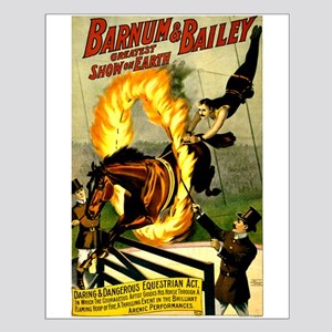 Barnum & Bailey (B) Small Poster