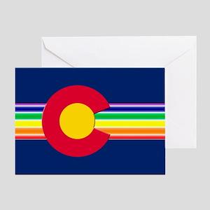 Big Gay Colorado Greeting Card