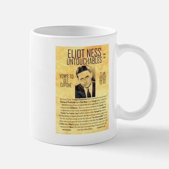 Eliot Ness Mug