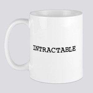 Intractable Mug