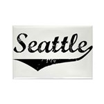 Seattle Rectangle Magnet (10 pack)