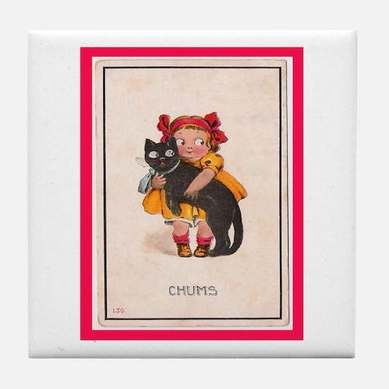 CHUMS Tile Coaster