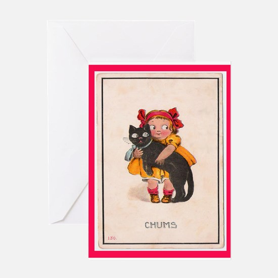 CHUMS Greeting Card