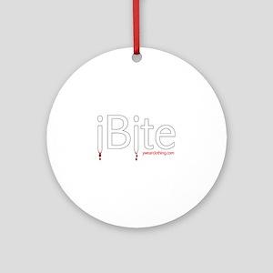 iBite Ornament (Round)