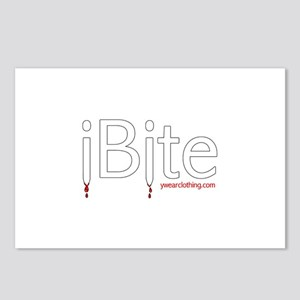 iBite Postcards (Package of 8)