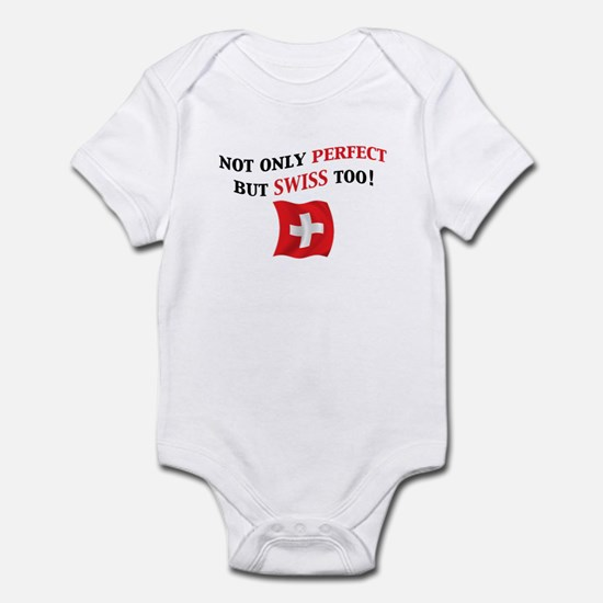 Perfect Swiss 2 Infant Bodysuit