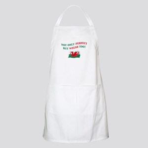 Perfect Welsh 2 BBQ Apron