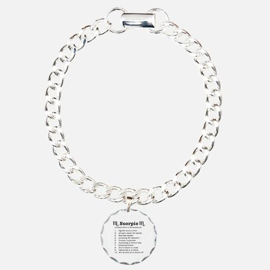 Cool Scorpio Bracelet