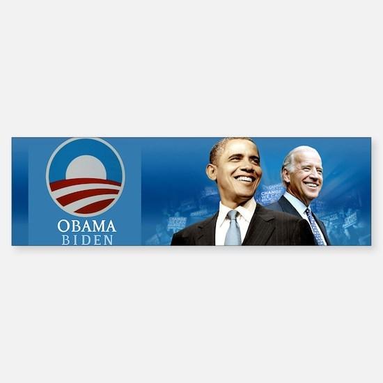 Obama/Biden Bumper Bumper Bumper Sticker