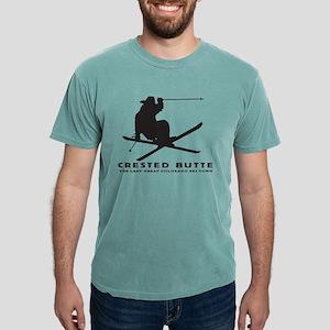 Ski Crested Butte, Colorado T-Shirt
