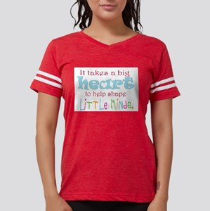 big heart: teacher, T-Shirt