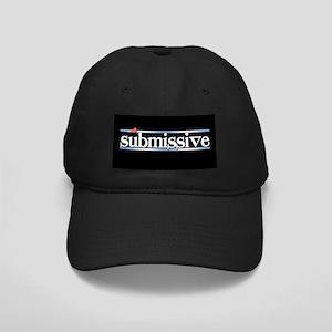 submissive Black Cap
