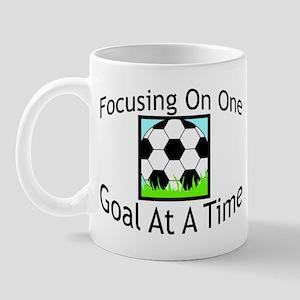 One Goal At A Time Mug