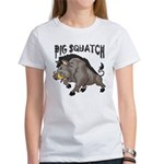 Pig Squatch Women's T-Shirt