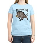 Pig Squatch Women's Light T-Shirt