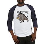 Pig Squatch Baseball Jersey
