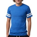 Divas-N-Rides Men's Football Shirt T-Shirt