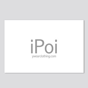 iPoi Postcards (Package of 8)
