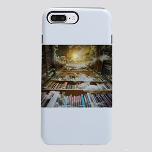 Library In the Sky iPhone 8/7 Plus Tough Case