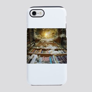 Library In the Sky iPhone 8/7 Tough Case