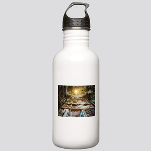 Library In the Sky Stainless Water Bottle 1.0L