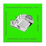 1-A-1 Commemorative Tile Coaster