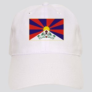 Flag of Tibet Cap