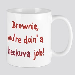 Heck of a Job Mug