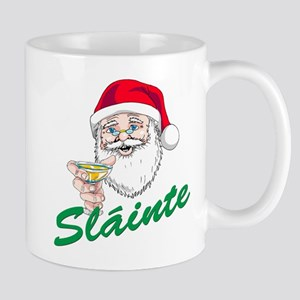 Slainte Merry Christmas Mug