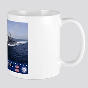 USS Bunker Hill CG-52 Mug